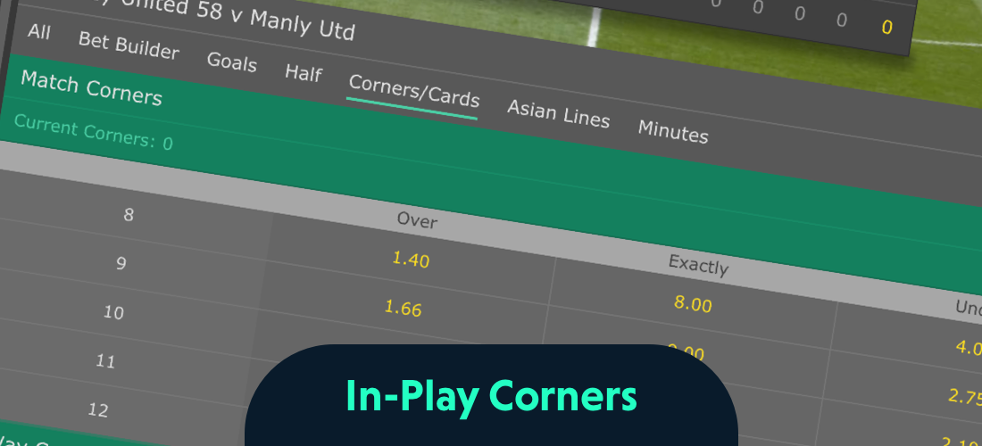 Late Corners System - Successful Betting Strategy