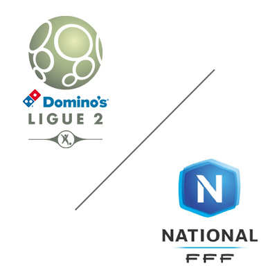 Ligue 2/3 Play-offs Logo