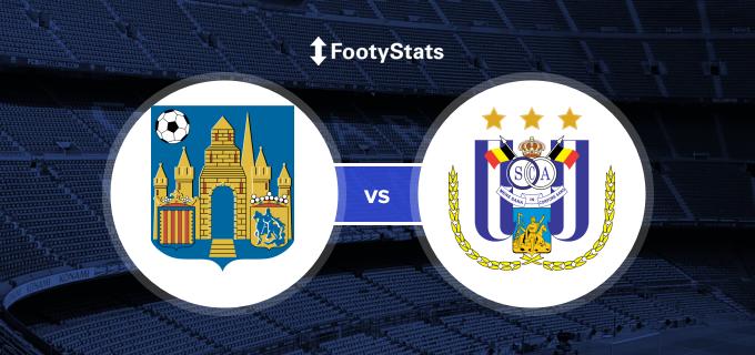 KVC Westerlo vs RSC Anderlecht Predictions & H2H   FootyStats