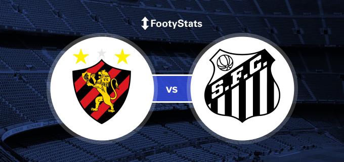 Sport Recife Vs Santos Predictions H2h Footystats