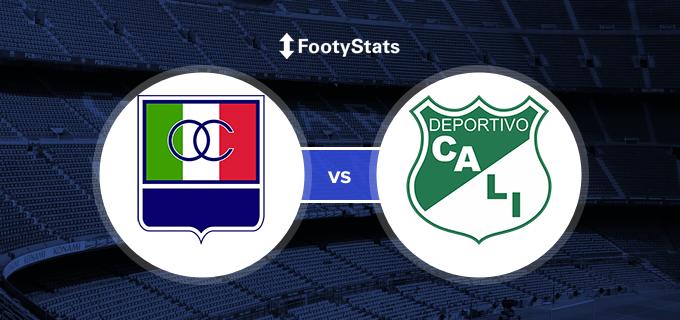 Once Caldas Vs Deportivo Cali Head To Head Stats Footystats