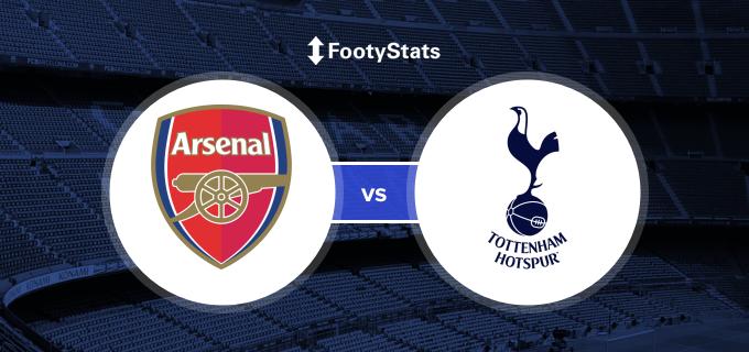 Arsenal Vs Tottenham Hotspur Predictions H2h Footystats
