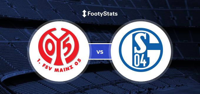 Image result for FSV Mainz 05 vs Schalke 04