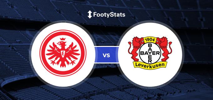Eintracht Frankfurt vs Bayer Leverkusen Head to Head Stats ...