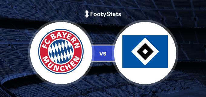 Image result for Bayern Munchen vs Hamburger SV