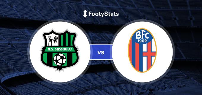 Sassuolo vs bologna head to head stats footystats - Sassuolo italia ...