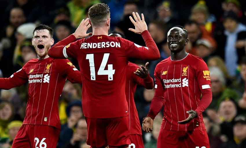 Premier League Leauge Leaders Liverpool
