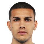 Leandro Daniel Paredes Stats and History.