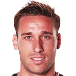 Lucas Biglia Stats and History.