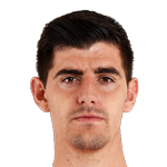 Thibaut Courtois Stats and History.