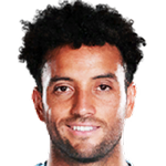 Felipe Anderson Pereira Gomes Stats and History.