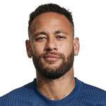Neymar Stats and History.