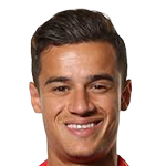 Philippe Coutinho Stats and History.