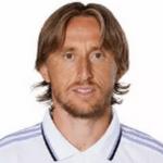 Luka Modrić Stats and History.
