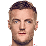 Jamie Vardy Stats and History.