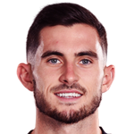 Lewis Cook Stats and History.