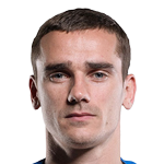 Antoine Griezmann Stats and History.
