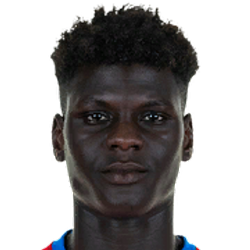 Andrew Owusu Stats and History.