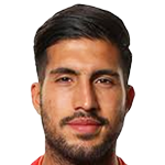 Emre Can Stats and History.