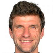 Thomas Müller Stats and History.
