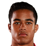 Justin Kluivert Stats and History.