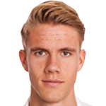Kristoffer Ajer Stats and History.