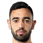 Bruno Miguel Borges Fernandes Stats and History.