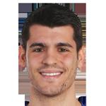 Alvaro Morata Stats and History.