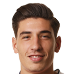 Hector Bellerin Stats and History.