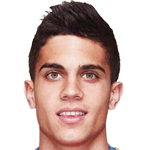 Marc Bartra Stats and History.