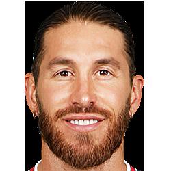 Sergio Ramos Stats and History.