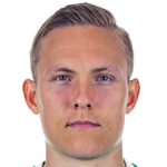 Ludwig Augustinsson Stats and History.
