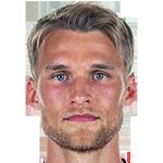 Sebastian Andersson Stats and History.