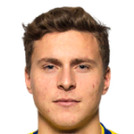Victor Nilsson Lindelöf Stats and History.