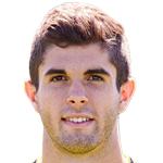 Christian Pulisic Stats and History.