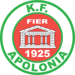 KF Apolonia Fier Badge