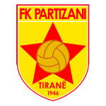 Card Stats for KF Partizani Tirana II