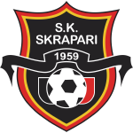 KF Skrapari Badge