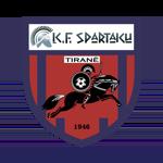 KF Spartaku Tiranë Badge