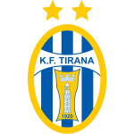 KF Tirana II Badge