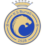 KS Burreli Badge