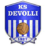 KS Devolli Bilisht Badge