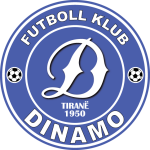 KS Dinamo Tirana Badge