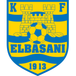 KS Elbasani Badge