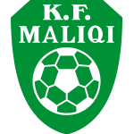 KS Maliqi Badge