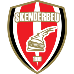 KS Skënderbeu Korçë Badge