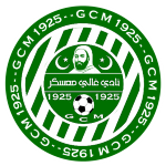 Ghali Club de Mascara Badge