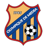 Olympique Médéa Under 21 Badge