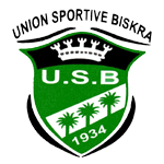 US Biskra Under 21 Logo