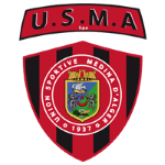 USM Alger Under 21 Badge